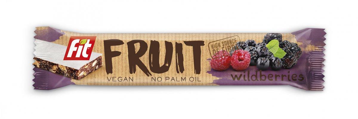 Fit fruit lesní ovoce