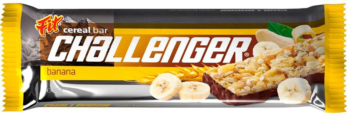 Fit CHALLENGER Banán v kakaové polevě
