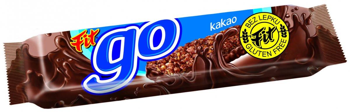 GO müsli tyčinka Kakao