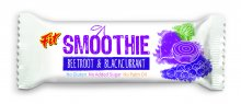 FIT SMOOTHIE BAR with black currant and beetroot