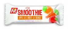 FIT SMOOTHIE tyčinka sjablkem, mrkví a pomerančem