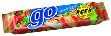 GO müsli tyčinka Jahoda s jogurtovou polevou